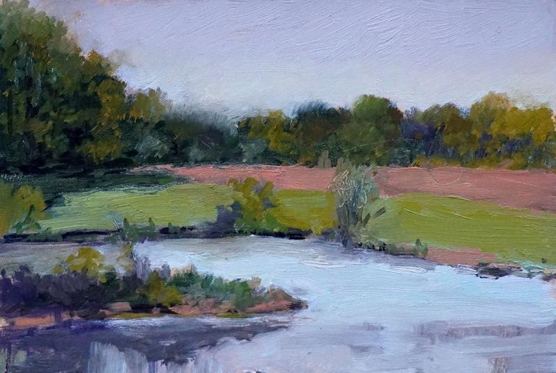 Parker Farm Pond