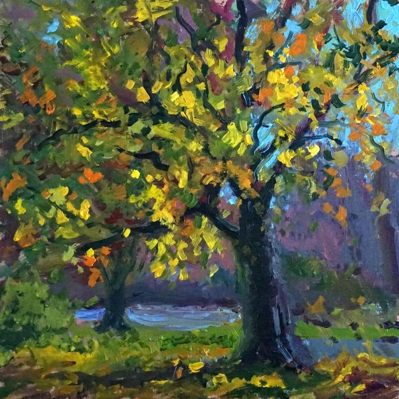 Autumn Strawbridge Lake