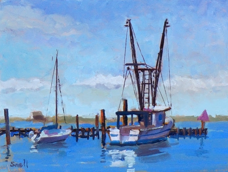 Curtis Merritt Harbor