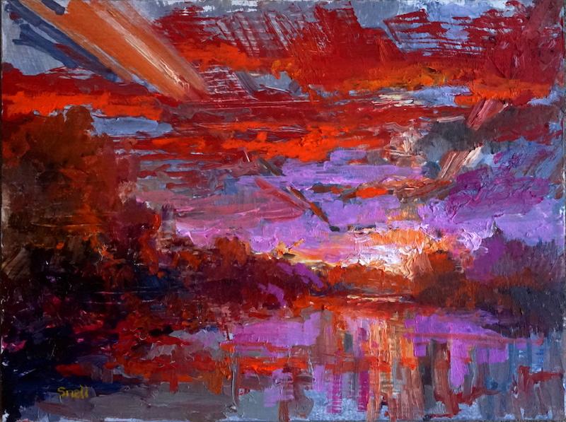 Rancocas Sunset