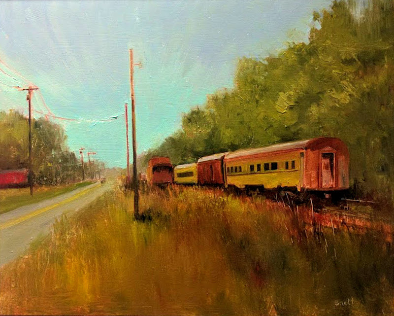 Paint Hammonton Plein Air Exhibition